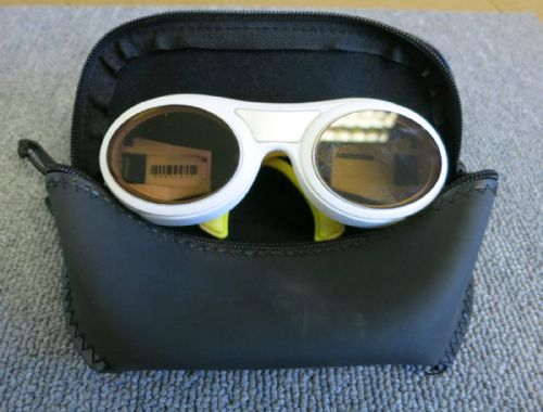 LaserVision EC0-R01 Laser Safety Glasses L-07 & L-07K